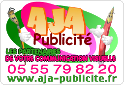 AJA logo pub