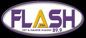 Logo FLASH FM HIT & DANCE 89.9 - 2012 2013